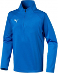 liga training 1/4 zip top kids f02