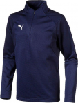 liga training 1/4 zip kids