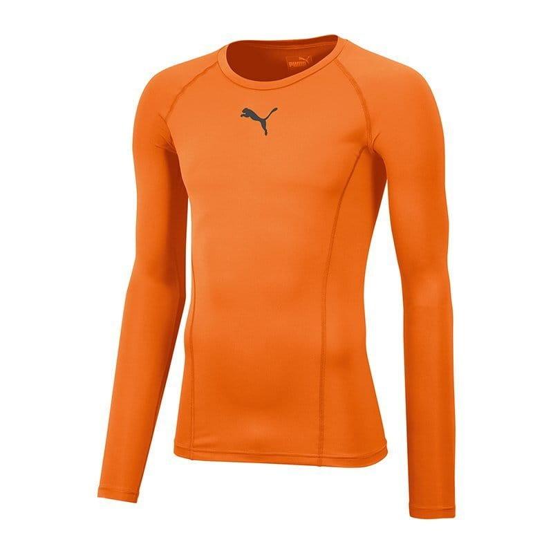 Langarm-T-Shirt Puma LIGA Baselayer Tee LS