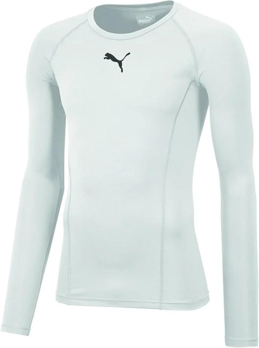 Long-sleeve T-shirt Puma liga baselayer warm kids