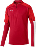 cup training 1/4 zip top f01