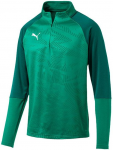 cup training core 1/4 zip top f05