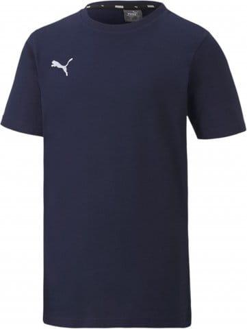 Dětské tričko s krátkým rukávem Puma teamGOAL 23 Casuals