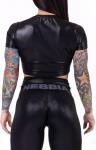 Dámské fitness triko Nebbia Sandra D Crop