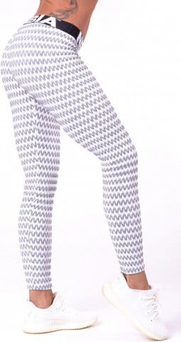 Boho Style 3D pattern leggings