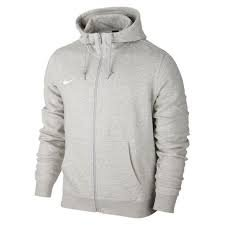 Supervisar innovación Sollozos  Hooded sweatshirt Nike Team Club Full-Zip Hoodie - Top4Fitness.com