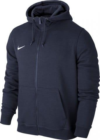 Sweatshirt met capuchon Nike Team Club Full-Zip Hoodie