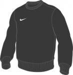 Mikina Nike YTH TEAM CLUB CREW