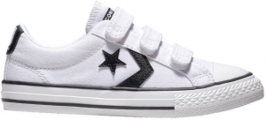 converse star player 3v ox sneaker kids