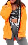 Mikina s kapucí Nebbia Neon Energy