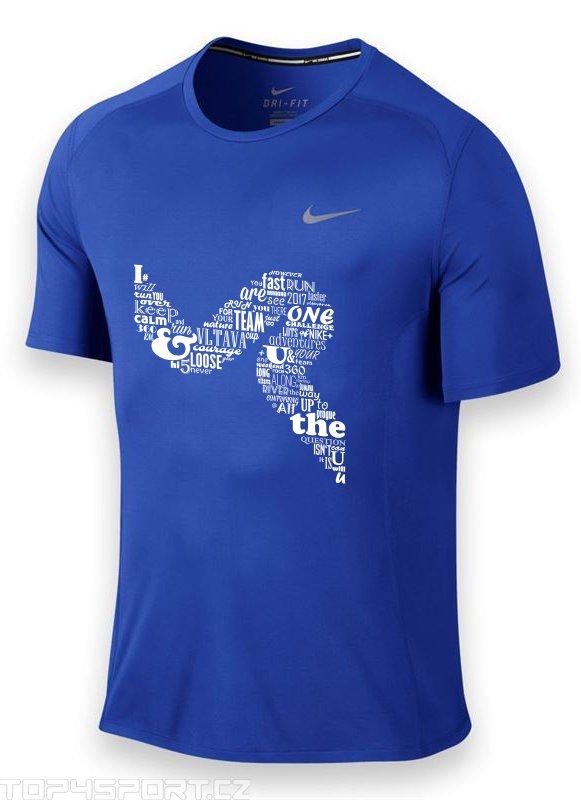 Nike Dri-FIT Miler VLTAVA RUN