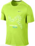Triko Nike DF MILER SS VLTAVA RUN