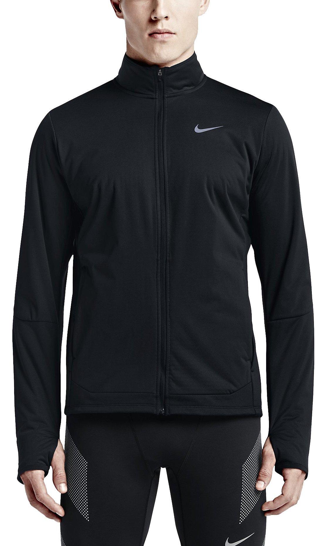 Běžecká bunda Nike Shield 2.0 FZ