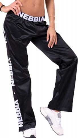 SS BUTTON UP TRACK PANT W