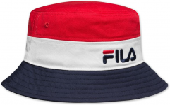 BLOCKED BUCKET HAT
