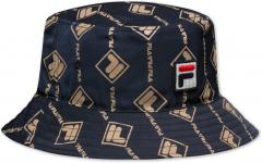 BUCKET HAT AOP with F-box logo