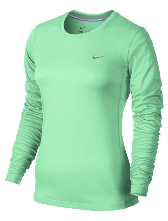 Běžecké triko Nike Miler Long Sleeve