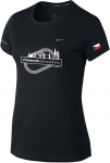 Triko Nike MILER SHORT SLEEVE FANS