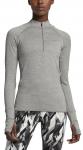 Triko s dlouhým rukávem Nike ELEMENT SPHERE 1/2 ZIP