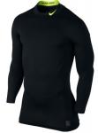 Kompresní triko Nike WARM COMP LS MOCK LITE