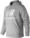 ti stacked logo hoody