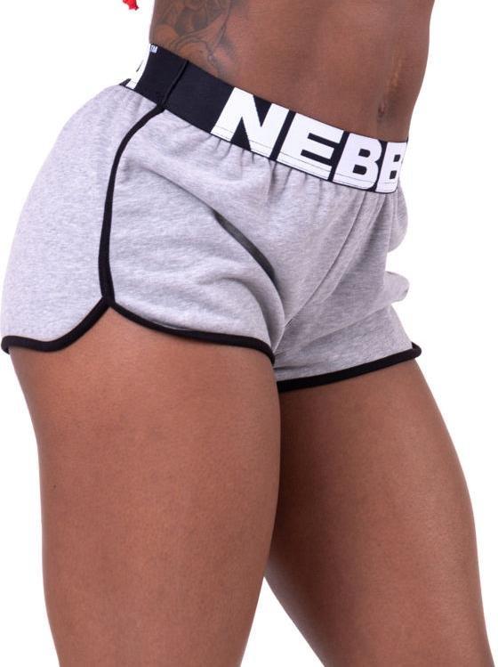 Dámské šortky Nebbia Contrast Hem