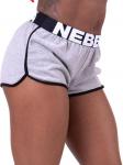 Contrast Hem beach shorts