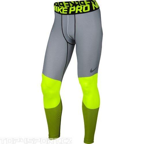 Nohavice Nike HYPERWARM DF MX COMP 5 QTR TGT
