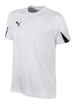 Triko Puma Team Shirt white-black