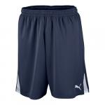 Šortky Puma Team Shorts w o inner slip new navy-whit