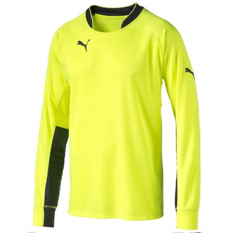 GK Shirt fluro yellow