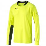 Dres s dlouhým rukávem Puma GK Shirt fluro yellow