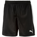 Šortky Puma Pitch Shorts Without Innerbrief black-wh