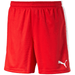 Pitch Shorts WithInnerbrief red-whi