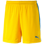 Pitch Shorts WithInnerbrief team yellow-