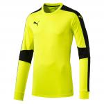 Dres Puma Triumphant GK Shirt fluro yellow Japan P