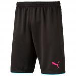 Šortky Puma Tournament GK Shorts black-atomic blue
