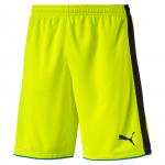 Šortky Puma Tournament GK Shorts safety yellow-atomi