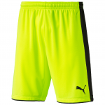 Šortky Puma Tournament GK Shorts fluro yellow Japan