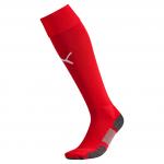Štulpny Puma Match Socks red-white