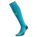 Ponožky Puma Match Socks blue atoll-safety yellow