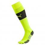 Match Socks safety yellow-black