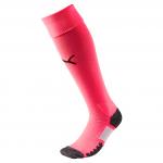 Štulpny Puma Match Socks Bright Plasma-Black