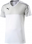 Accuracy Shortsleeved Shirt white-black