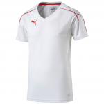 Accuracy Shortsleeved Shirt white- r