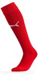 Štulpny Puma Team II Socks red-white