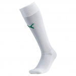 Štulpny Puma Team II Socks white-power green
