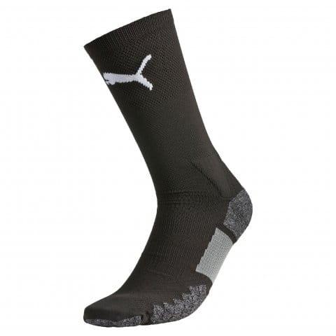 Match Crew Socks black-white