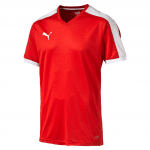 Indoor Court Shirt Red- White