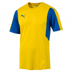 Dres Puma Dominate SS Shirt Cyber Yellow- Roya